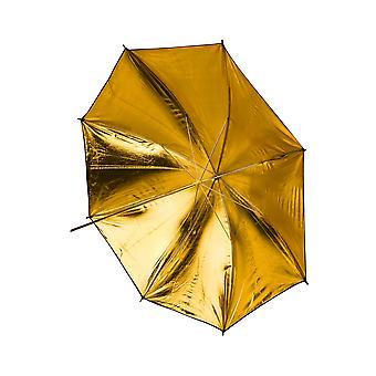 BRESSER SM-10 Reflexschirm gold/weiß/schwarz 109 cm