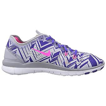 Nike Womens free 5.0 tr fit 5 prt Fabric Low Top Lace Up Running Sneaker