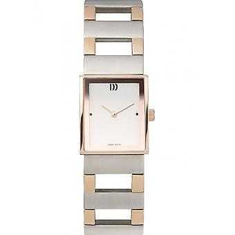 Diseño danés - Reloj de pulsera - Damas - IV67Q769 ACERO INOXIDABLE