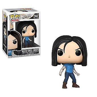 Alita Battle Angel Alita Doll Body Pop! Vinyl
