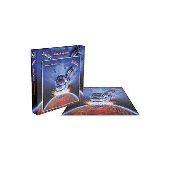 Judas Priest Jigsaw Puzzle Ram It Down Album new Official 500 Piece