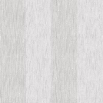 Fine Decor Glittertex Stripe Silver Wallpaper Glitter Sparkle Textured Vinyl