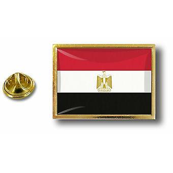 Kiefer Pines Abzeichen Pin-Apos;s Metall mit Ägypten Flagge Schmetterling Pinch