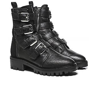 Dolce Vita Gaven Leather Lug Boots