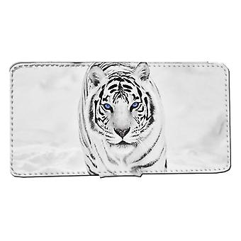iPhone 6/6s wallet case Snow Tiger shell case