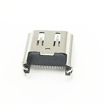 Replacement hdmi display port jack connector for sony ps4 playstation 4