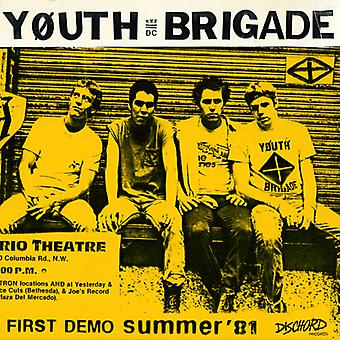 Youth Brigade - Youth Brigade: Complete First Demo [Vinyl] USA import