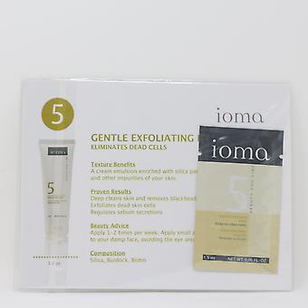 Ioma Gentle Exfoliating Emulsion (Pack Of 11) 5 0.05oz/1.5ml New