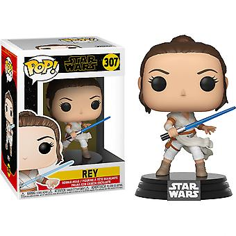 Rey - Star Wars: The Rise of Skywalker Pop!