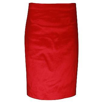Frank Lyman Women's Satin Effect Straight Skirt