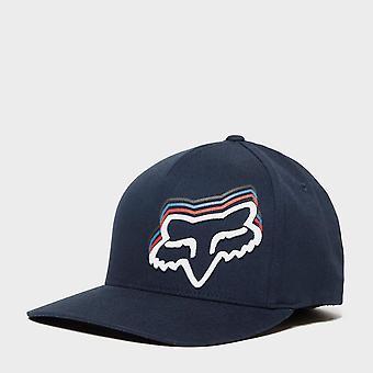 New Fox Men's Dimmer FlexFit Hat Navy