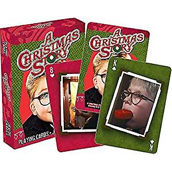 Playing Card - Christmas Story - Photos Poker Games New 52601