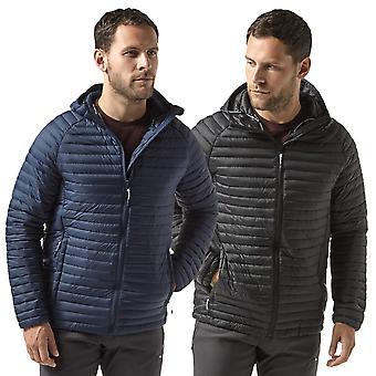 Craghoppers Mens VentaLite Water Resistant Hooded Packable Jacket