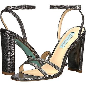 Betsey Johnson Womens Sb-Mady Open Toe Special Occasion Ankle Strap Sandals