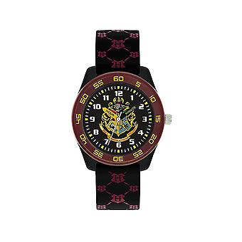 Children's Harry Potter Hogwarts Rubber Strap Watch