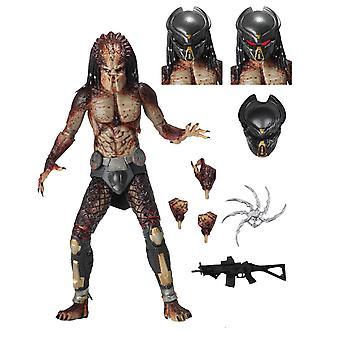 Predator Ultimate Fugitive Lab Escape Poseable Figure from Predator 2018