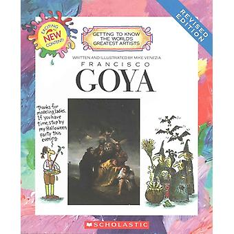 Francisco Goya av Mike Venezia
