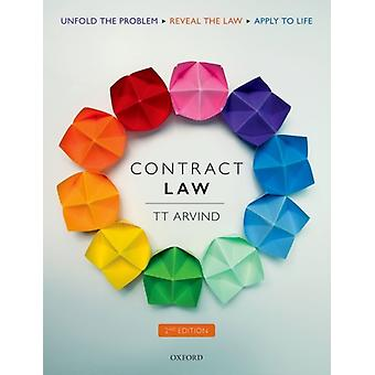 Contract Law by TT Arvind