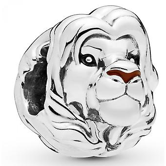 Charm Pandora 798049ENMX - Disney The Lion King Simba in Silver 925/1000 and r sine fa on mail