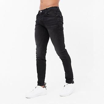 Born Rich Black Slim Fit Jeans