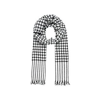 Intrigue Unisex Woven Check Scarf