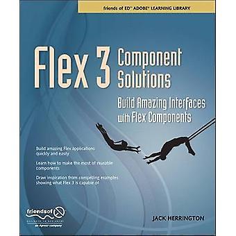 Flex 3-componentenoplossingen van Jack Herrington