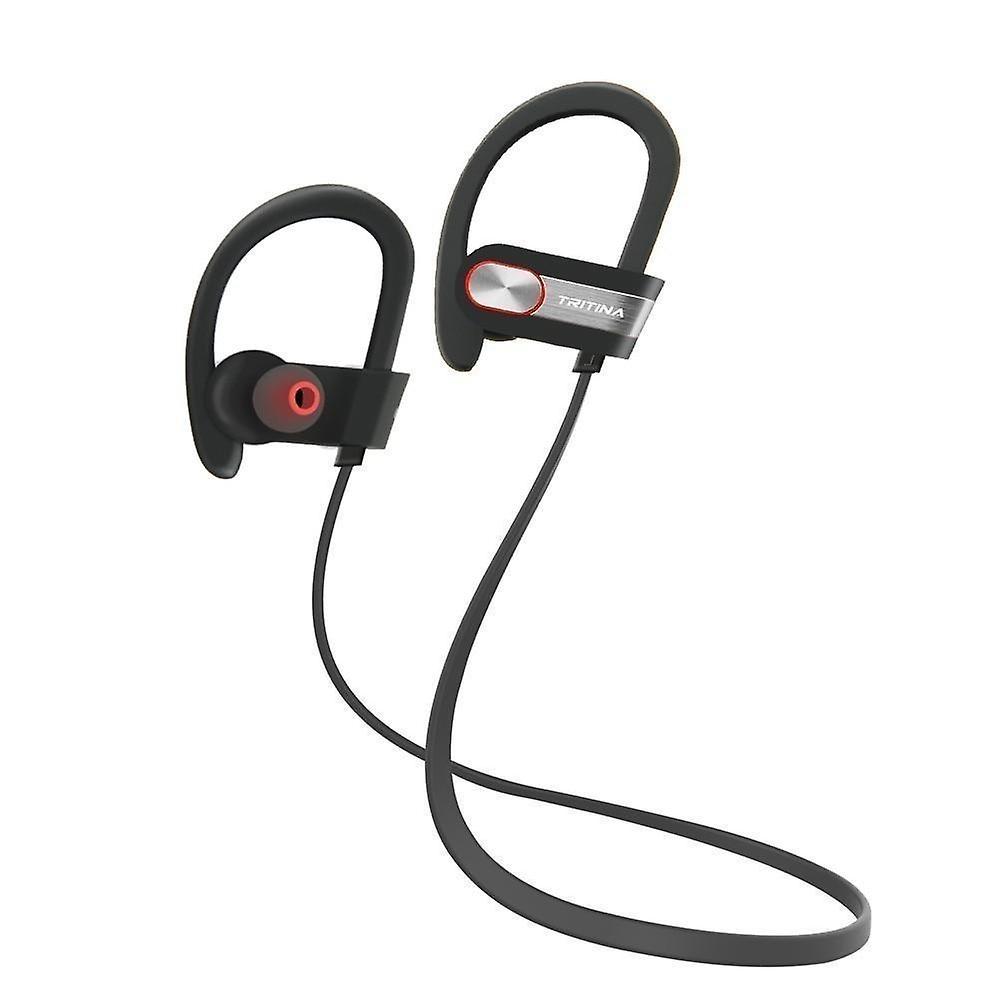 Sports Bluetooth Earphone Built-in Microphone Sweat-proof Sport Wireless Earbuds