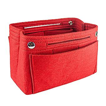 Multifunksjonell oppbevaringspose - Rød