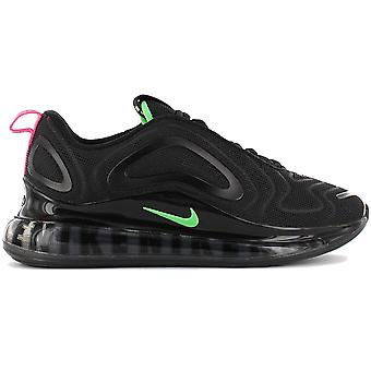 Nike Air Max 720 - Big Logos - CQ4614-001 Men's Shoes Special-Edition Black Sneakers Sports Shoes
