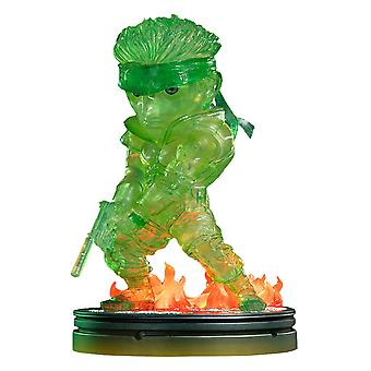 Metal Gear Solid Solid Snake Stealth Green 8