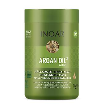 Inoar Argan Oil Moisturising Hair Mask 1kg