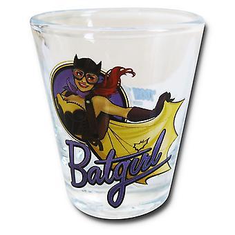 Mini verre Batgirl Bombshell