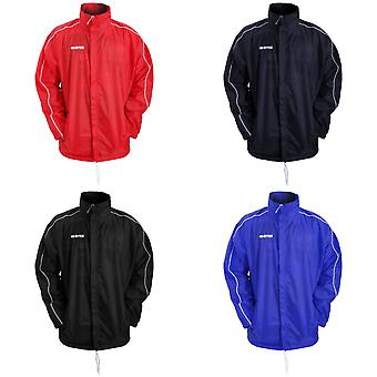 Errea Mens Basic Training Football Sport Jacket
