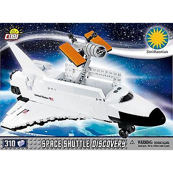 Cobi Space Shuttle Discovery Model 310 Piece Construction Toy
