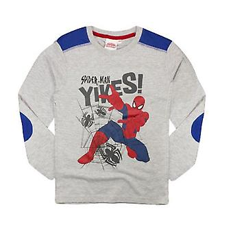 Spiderman boys t-shirt long sleeved