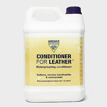 Neue Nikwax Wasserdichte Conditioner für Leder 5L Gelb