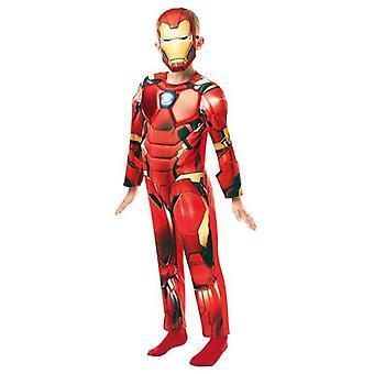 Deluxe Iron Man