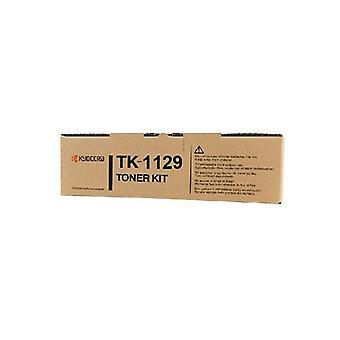 Kyocera Tk 1129 Black Toner Kit 2100