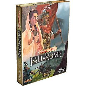 Z Man Games Pandemic The Fall of Rome Board Game