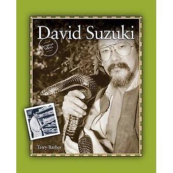 David Suzuki by Barber & Terry