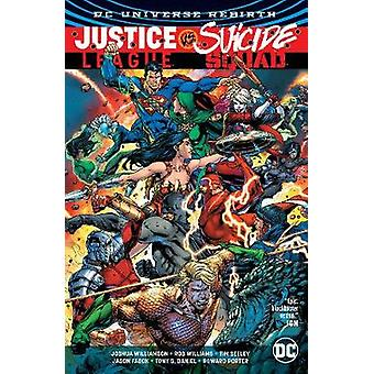 Justice League versus Suicide Squad door Joshua Williamson