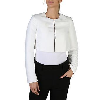 Woman long sleeves jacket kf16343