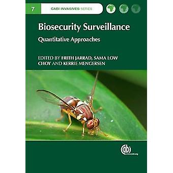 Biosecurity Surveillance - Quantitative Approaches by Frith Jarrad - S