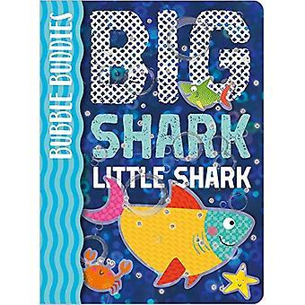 Bubble Buddies - Big Shark Little Shark - 9781789470017 Book