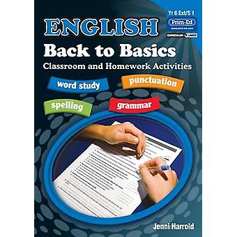 English Homework - Back to Basics Activities for Class and Home - Bk. G