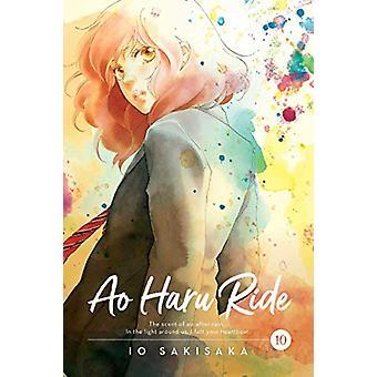 Ao Haru Ride - Vol. 10 by Io Sakisaka - 9781974708208 Book