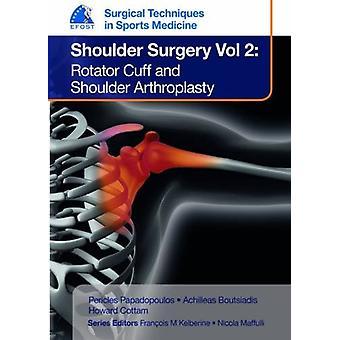 EFOST Surgical Techniques in Sports Medicine - Shoulder Surgery - Vol
