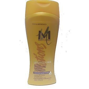 Motions Sulfate Free Nourish & Restore Active Moisture Lavish Shampoo 384ml