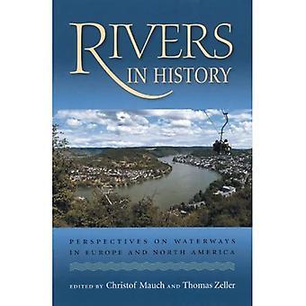 Flüsse in der Geschichte: Perspektiven auf Wasserstraßen in Europa und Nordamerika (Geschichte der städtischen Umwelt)