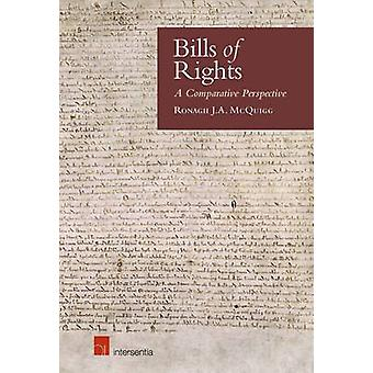 Bills of Rights - A Comparative Perspective by Ronagh McQuigg - 978178